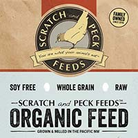 Scratch and Peck Organic Feeds