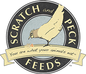 Scratch and Peck Feeds Logo