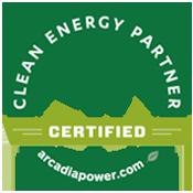 Arcadia Power Clean Energy Partner