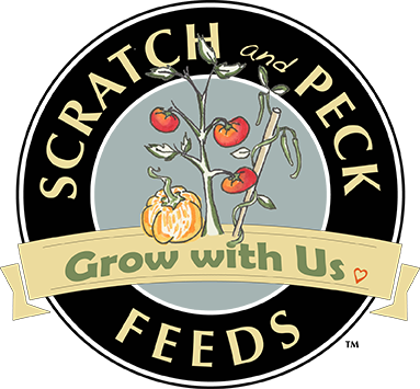 Scratch and Peck Feeds Grow with Us