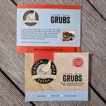 Scratch and Peck Feeds Grubs Postcards