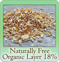 Scratch and Peck Feeds Naturally Free Organic Layer