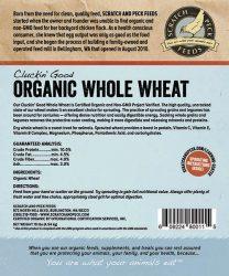 Cluckin' Good Organic Whole Wheat